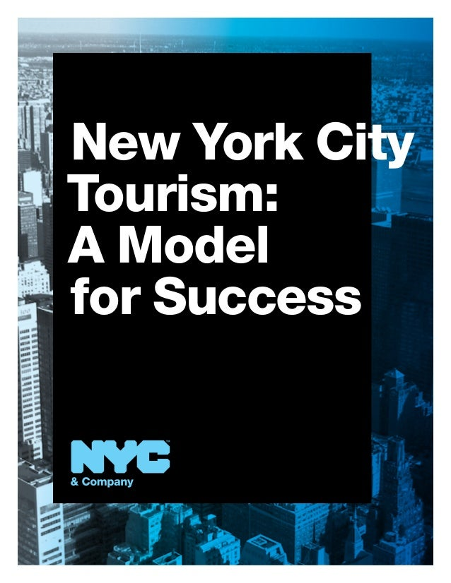 New York Tourism Model 2006-2102.