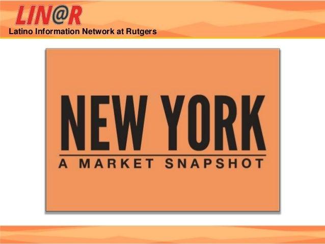 New york market snapshot