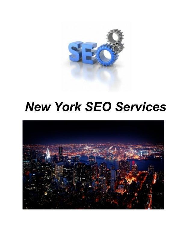 New York SEO Services
