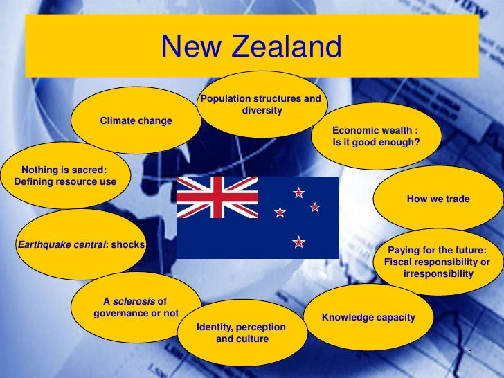 New Zealand                                     Population structures and                                              div...