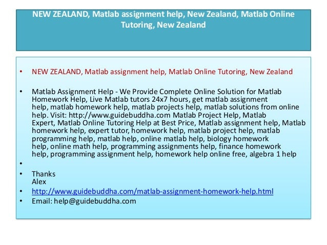 Assignment Writing Service New Zealand