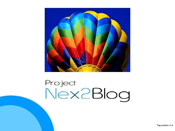 Next2Blog Project