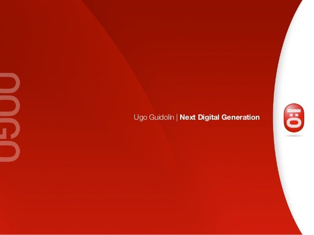 Ugo Guidolin | Next Digital Generation