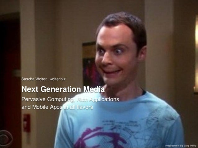Next Generation Media - Wolter