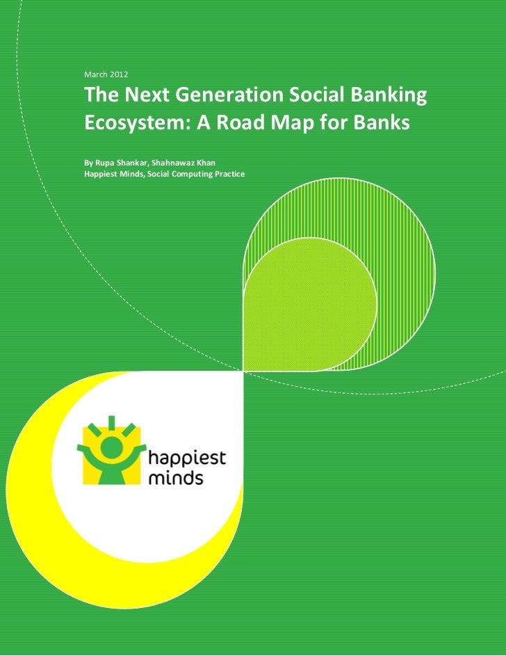 Next generation social banking ecosystem