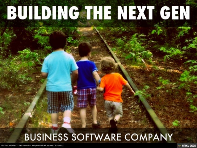 Next Gen Software Co