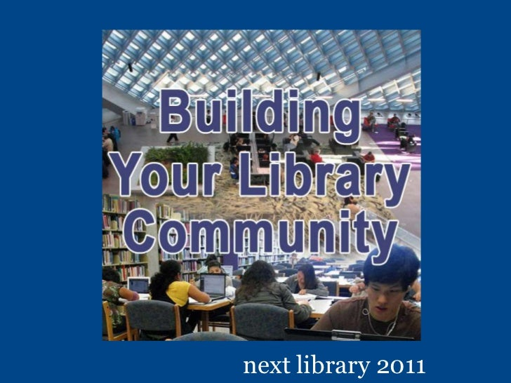 next library 2011<br />