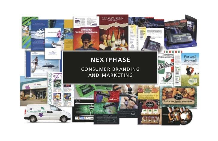 Consumer Product Branding & Marketing