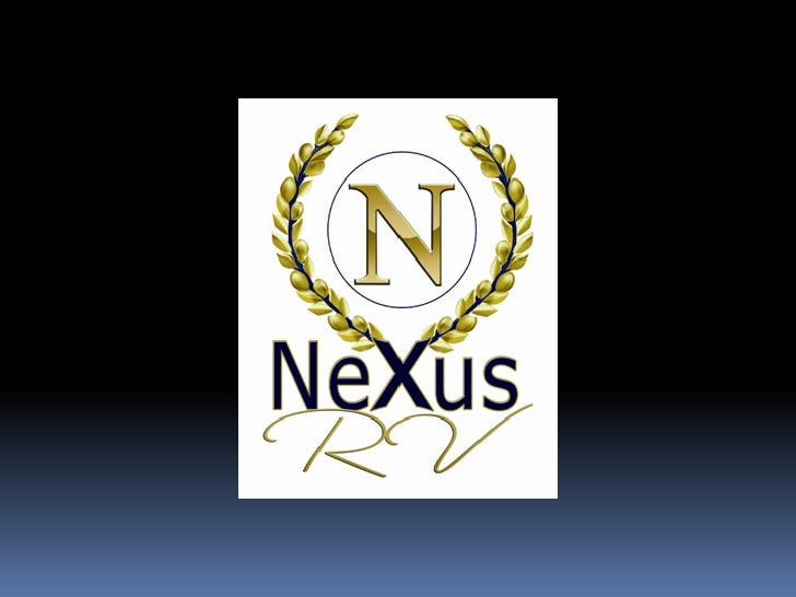 Nexus RV Factory Direct MotorhomeSales