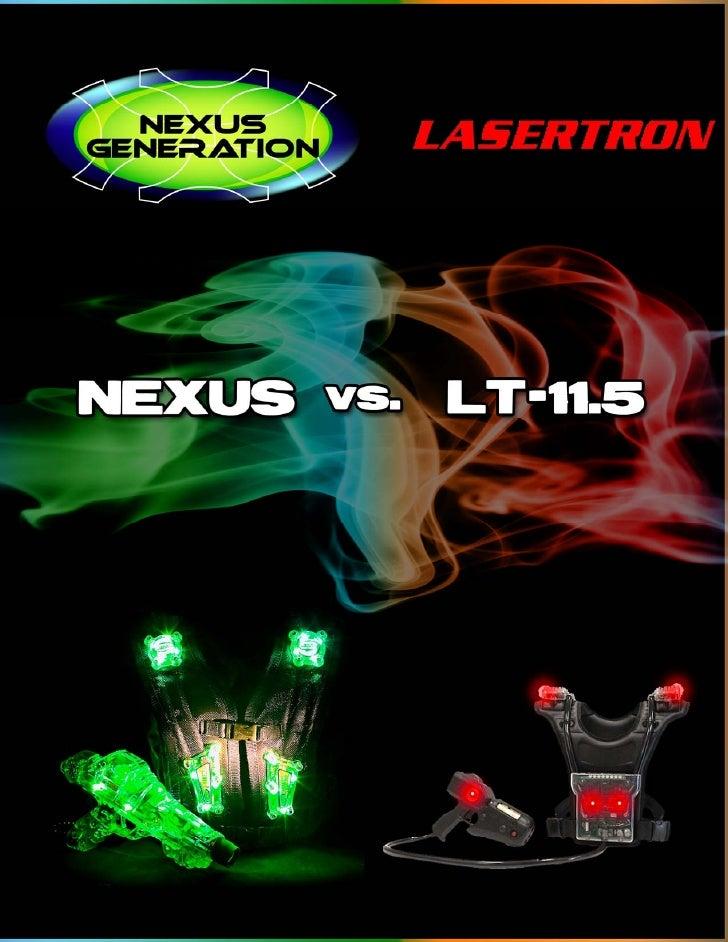 Nexus VS Tron