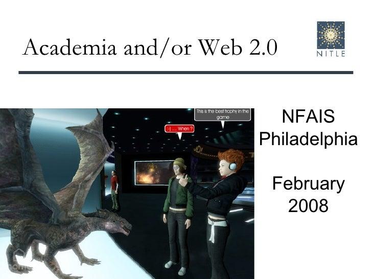 NFAIS 2008 Talk