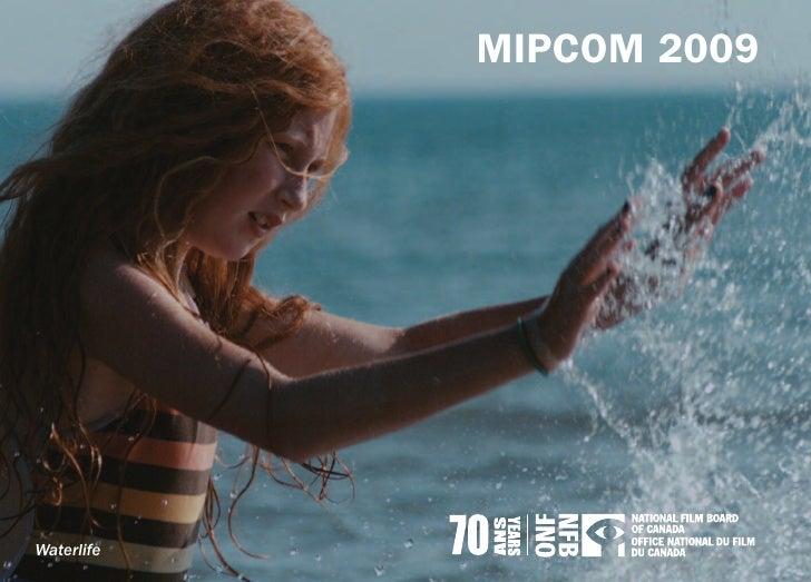 NFB Catalog MIPCOM 2009
