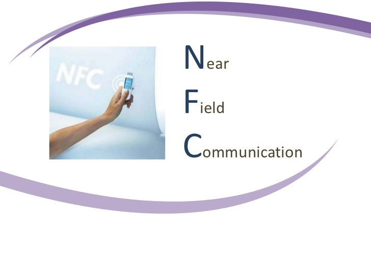 NFC technical presentation