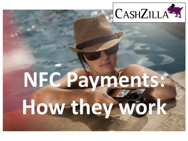 NFC Payments:How they work