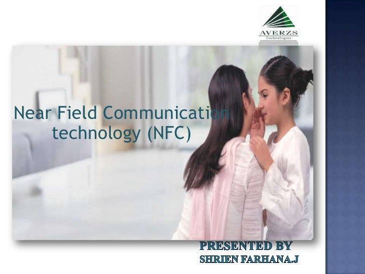 Near Field Communication    technology (NFC)