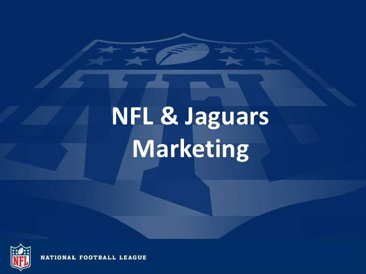 NFL & Jaguars Marketing<br />