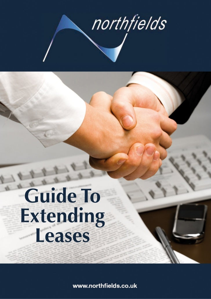 Nf Lease Extention Guide