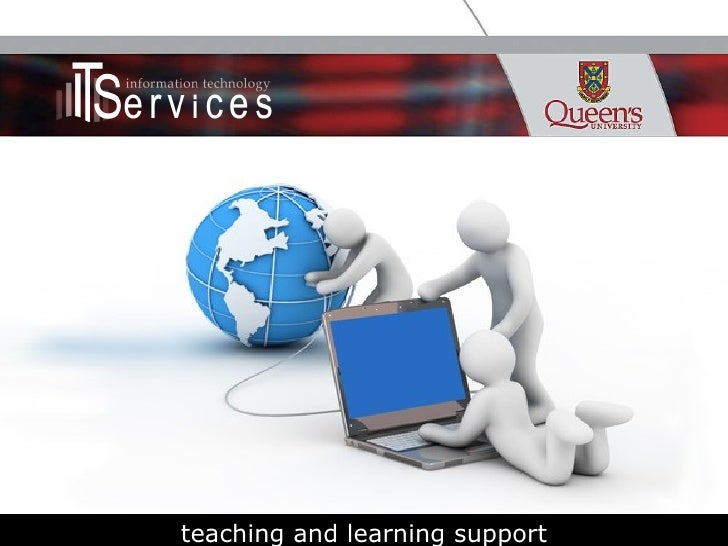 teaching and learning support