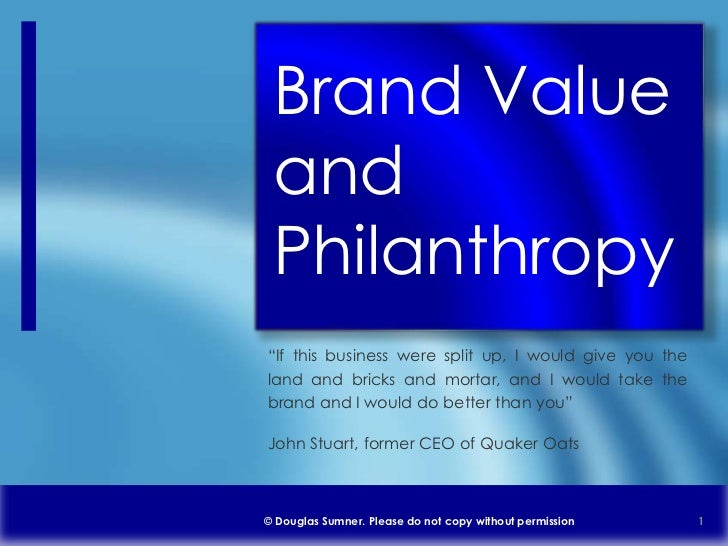 Brand Value                                                        and                                                    ...