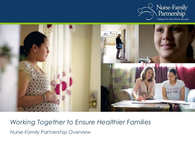 Working Together to Ensure Healthier Families