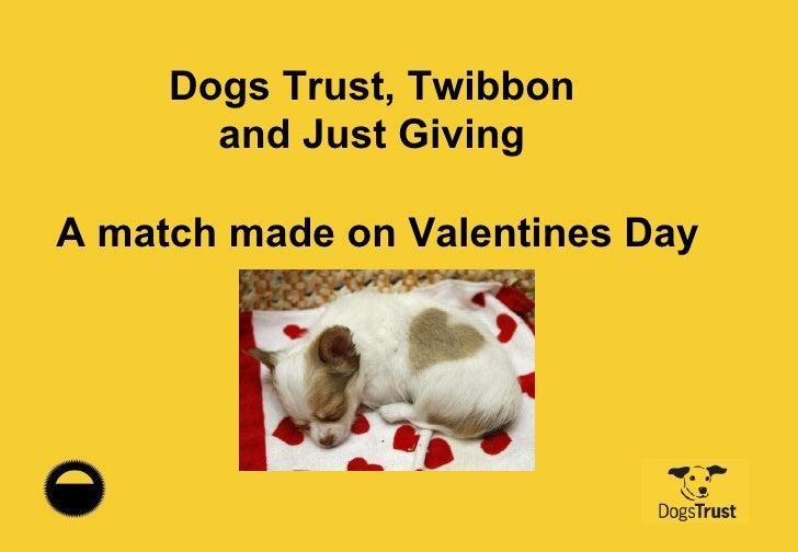 Dogs Trust Twibbon Fundraising