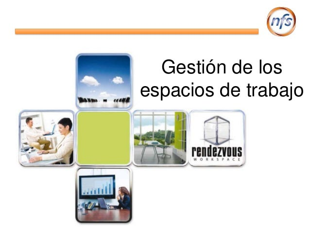 Nfs para la gestion de espacios de trabajo - Gestion de espacios ...