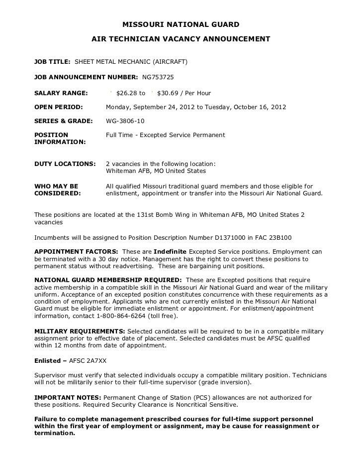 sample usajobs resume