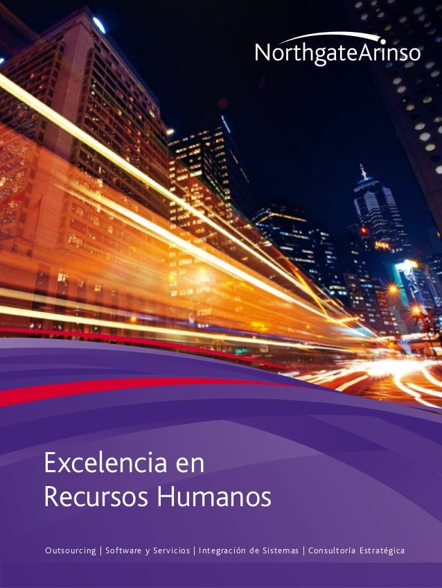Excelencia enRecursos HumanosOutsourcing | Software y Servicios | Integración de Sistemas | Consultoría Estratégica