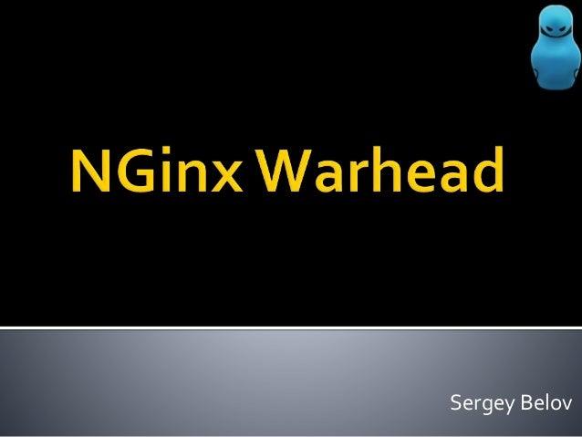 Nginx warhead