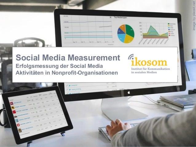 image by placeit.net  Social Media Measurement Erfolgsmessung der Social Media Aktivitäten in Nonprofit-Organisationen