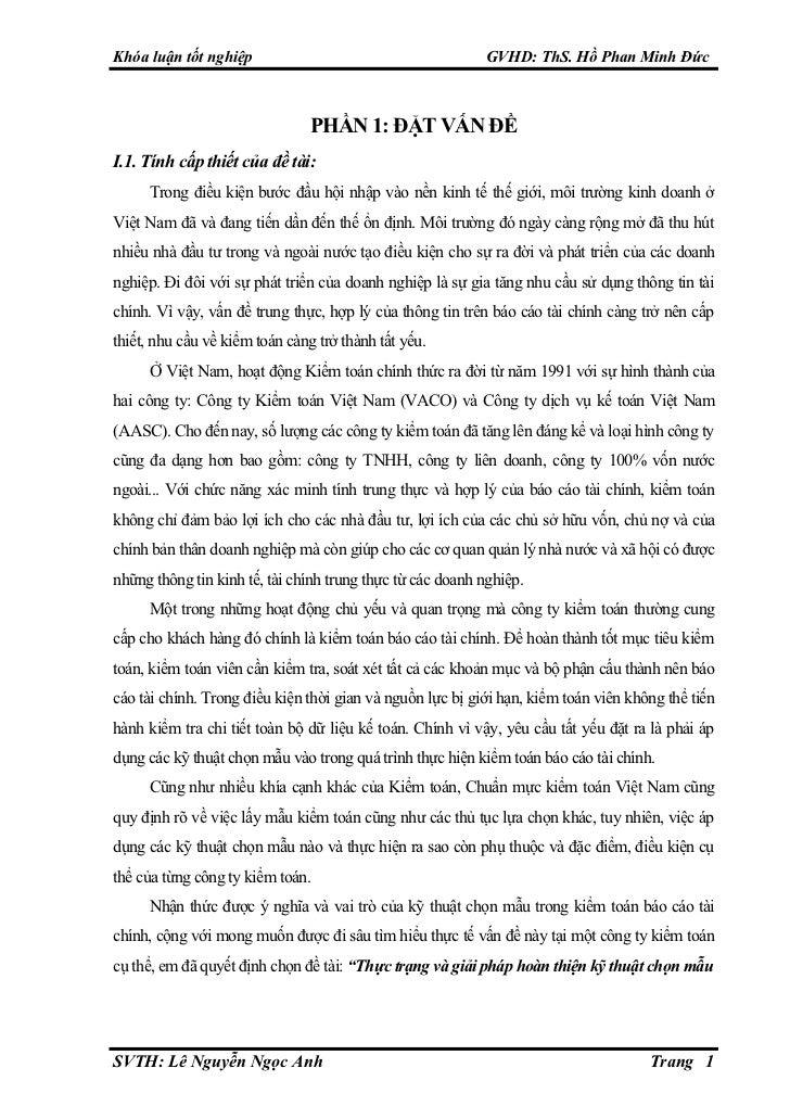 Khóa luận tốt nghiệp                                       GVHD: ThS. Hồ Phan Minh Đức                                PHẦN...