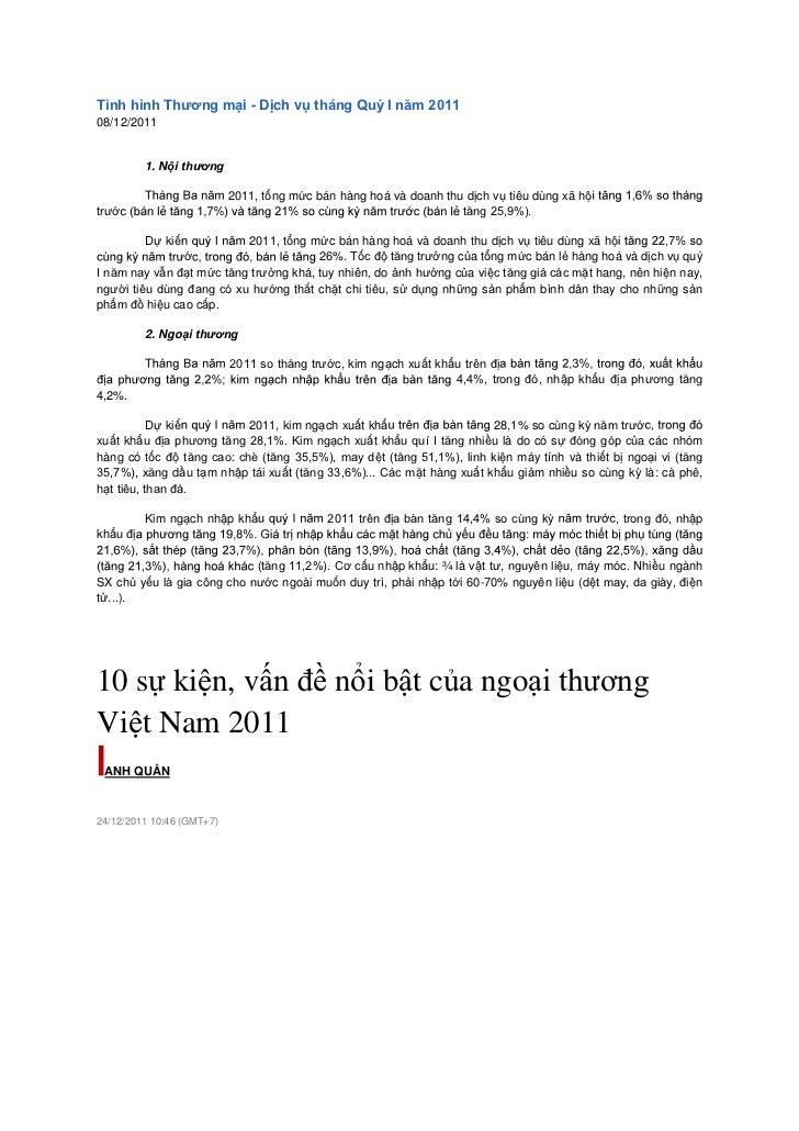 Ngoại thương việt nam sau khi ra nhập wto (1)
