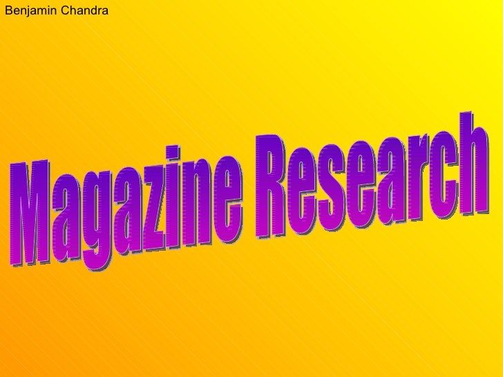 N:\Gsce Media\Analysation Of School And Music Magazine