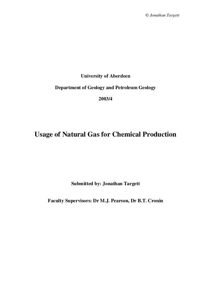 © Jonathan Targett                  University of Aberdeen       Department of Geology and Petroleum Geology              ...