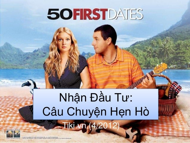 Nhận Đầu Tư: Câu Chuyện Hẹn Hò Tiki.vn (4/2012)