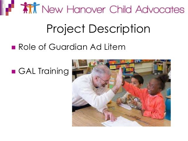 an analysis of the guardian ad litem program Become a powerful advocate on behalf of children who are abused, abandoned  and/or neglected the guardian ad litem program offers various pro bono.