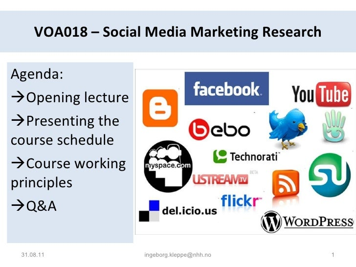 <ul><li>Agenda: </li></ul><ul><li>Opening lecture </li></ul><ul><li>Presenting the course schedule </li></ul><ul><li>Cours...