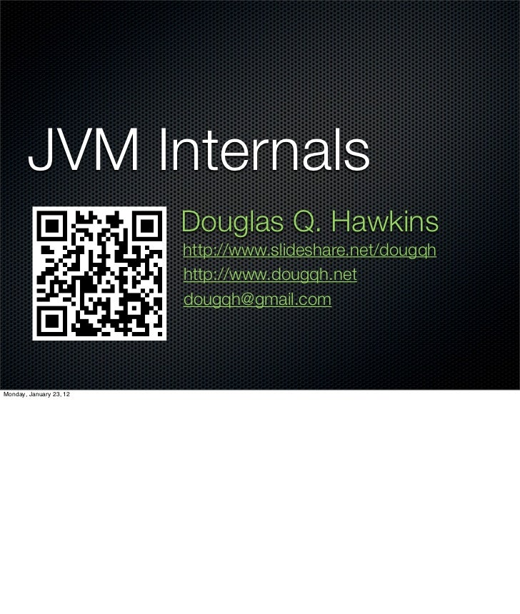 JVM Internals - NHJUG Jan 2012