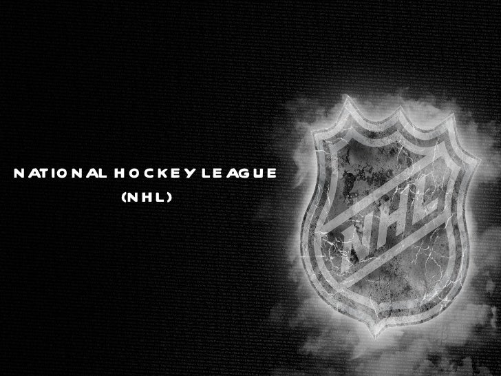 Nhl powerpoint