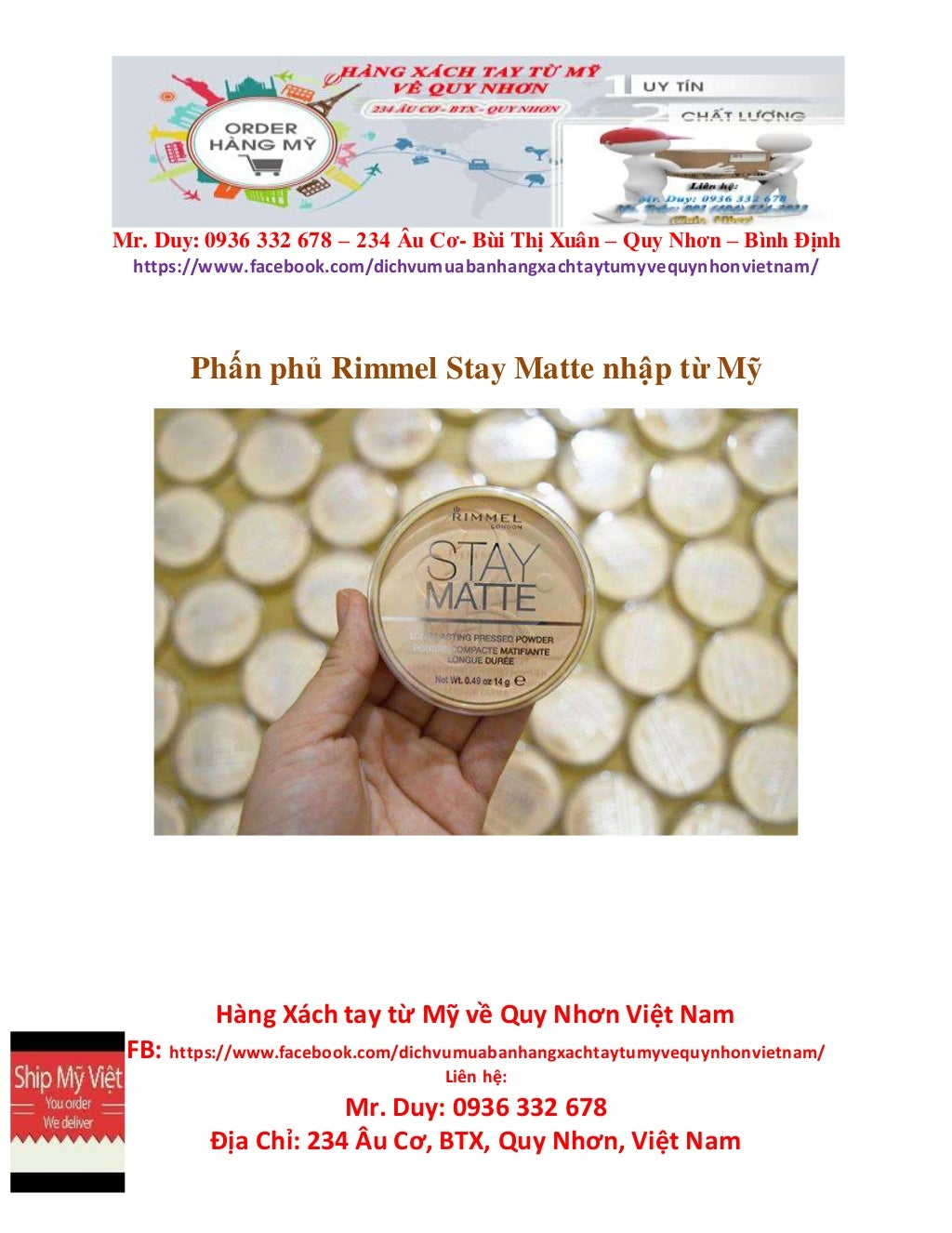 Trang web đặt mỹ phẩm xách tay tại Quy Nhơn bảo đảm - Magazine cover
