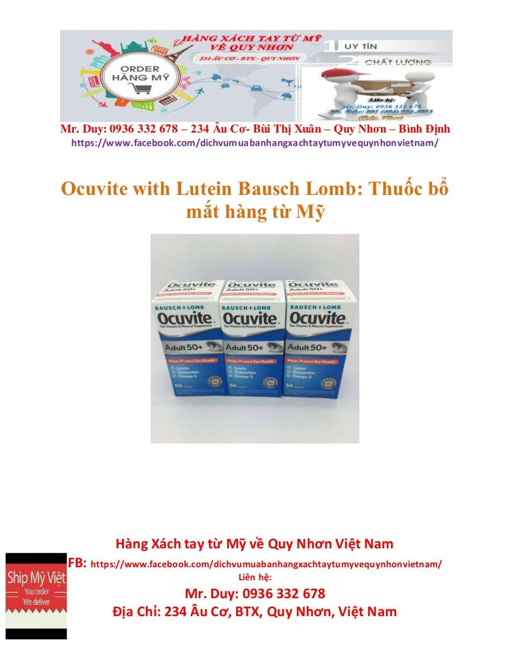Dịch vụ order thực phẩm chức năng xách tay về Quy Nhơn giá rẻ nhất - Magazine cover