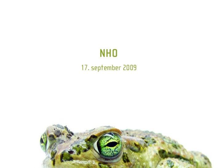 NHO 17. september 2009                          97 11 12 13
