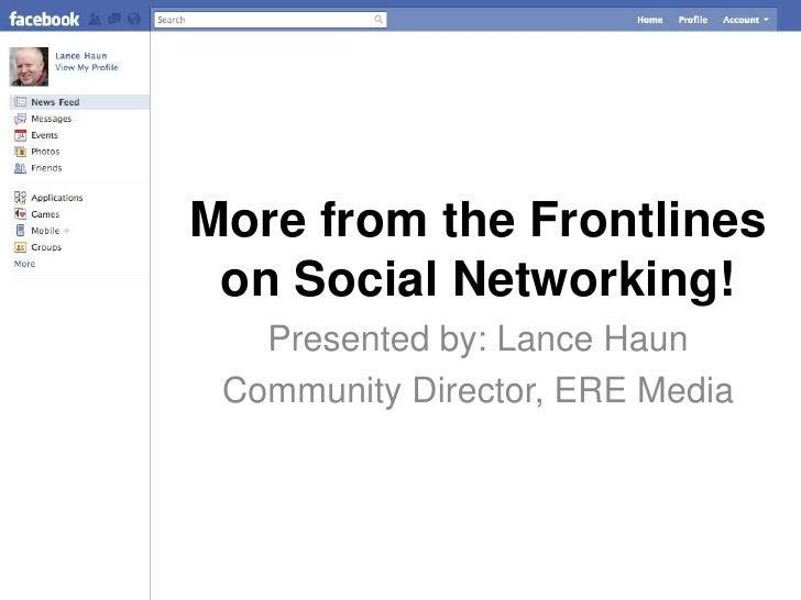 Social Media and HR