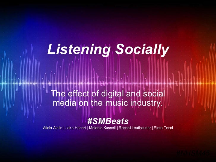#SMBeats Presentation