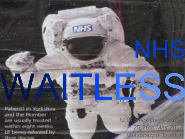 Nhs waitless 1