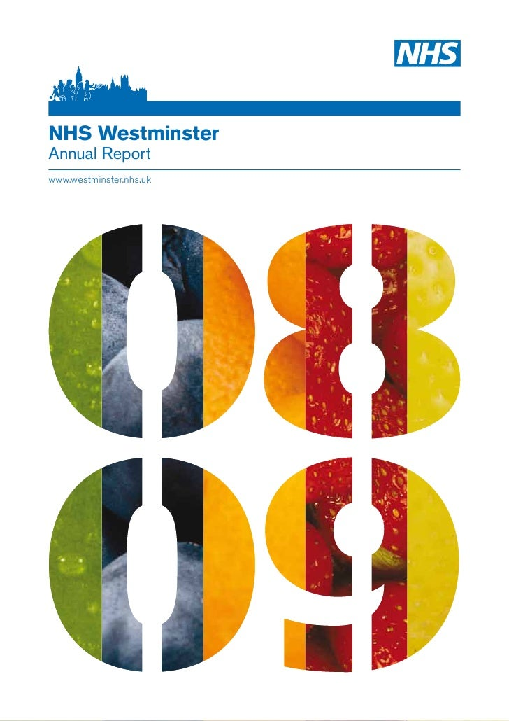 NHS Westminster Annual Report