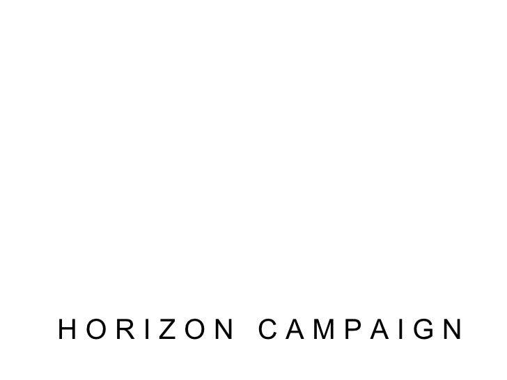 NHTP Horizon Campaign