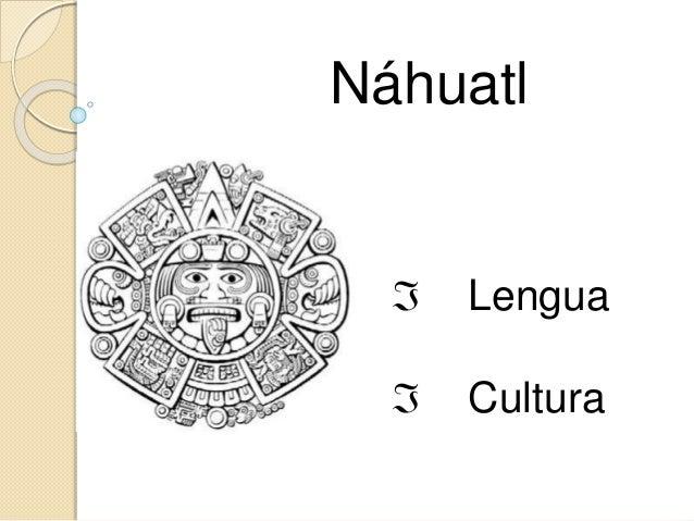 lenguaje nahualt: