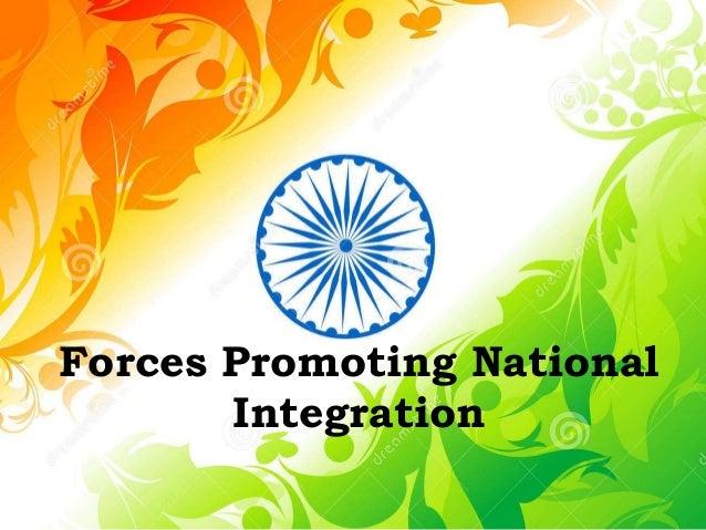 national integration essay