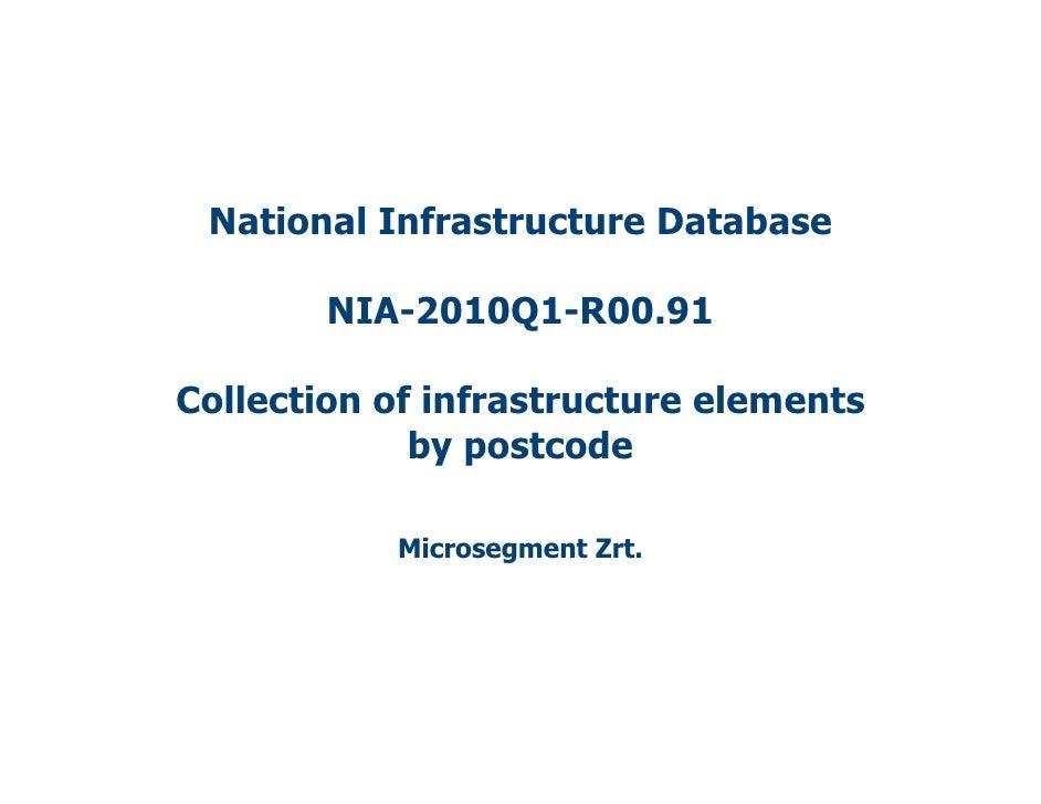 NIA 2010 Q1-R00.91 - datasheet - english